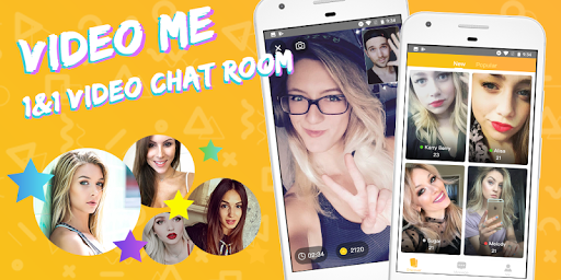 Video Me - 1to1 Live Chat Room Online 1.23.9 screenshots 4