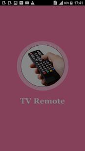 Univerzální TV dálkový For All - náhled