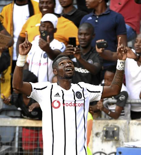 Mabasa earns coach's praises