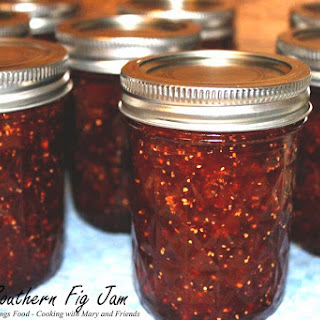 Southern Fig Jam Recipe