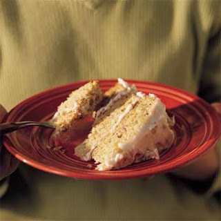 Lightened Hummingbird Cake
