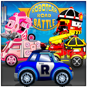 Road Robot Car Battle