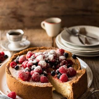 Baked Cheesecake With Philadelphia Cream Cheese Recipes