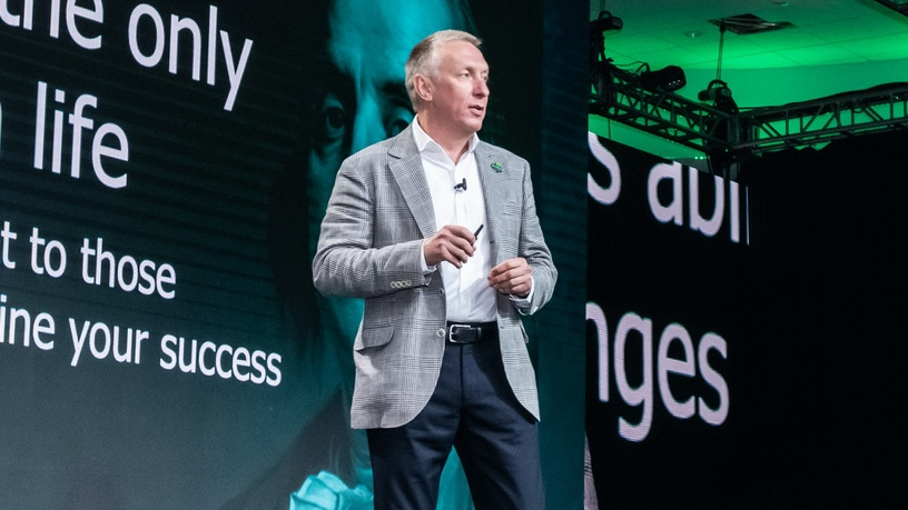 Ratmir Timashev, co-founder and executive VP of sales and marketing at Veeam.