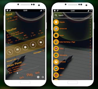 App Classic launcher 2018 - Theme, wallpaper APK for Windows Phone