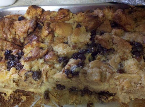 Grandma's Bread Pudding Recipe