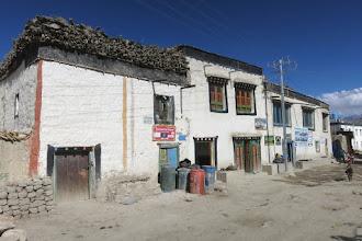Photo: Dans les rues de Lo Manthang