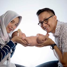 Happy Family by Dedi Triyanto  - People Family