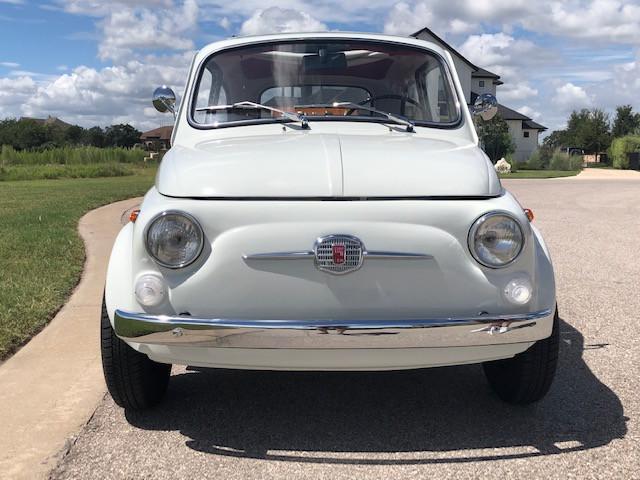 Fiat 500 Hire Leander
