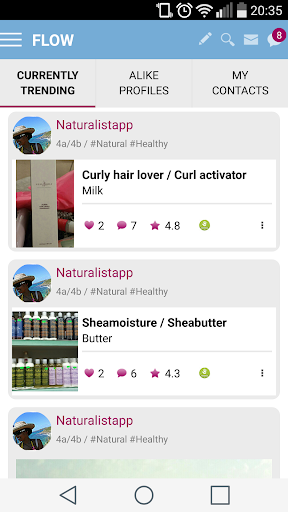 玩免費遊戲APP|下載Natural Hair Beauty Lifestyle app不用錢|硬是要APP