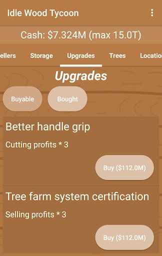 Idle Wood Tycoon  screenshots EasyGameCheats.pro 5