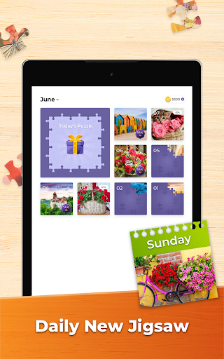 Jigsaw Puzzles - HD Puzzle Games apktram screenshots 11
