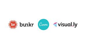Visually/Canva/Bunkr Logo 16/9