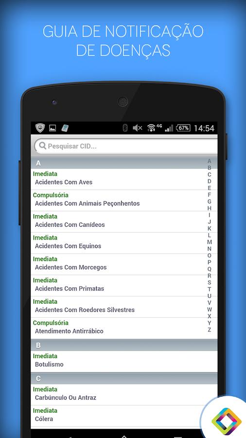 Guia de Vigilância Epidemio - screenshot