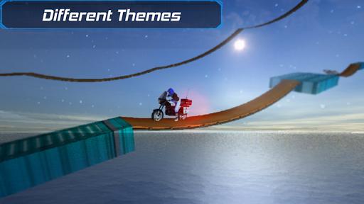 Bike Racing in sky 3D  screenshots 7