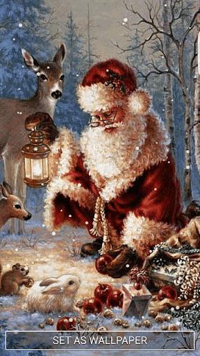 Christmas Live Wallpaper  screenshots 2