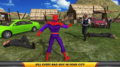 Grand Superhero City Theft Mafia Street Crime 1.1.1 screenshots 2