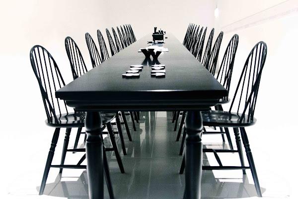 la sala da pranzo di antonioromei