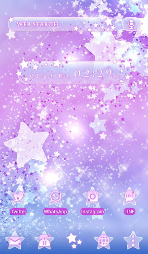 Beautiful Theme Star Fantasy 1.0.0 Windows u7528 1