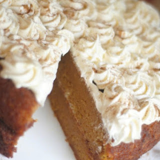 Pumpkin Pie Baked In Cake Recipes
