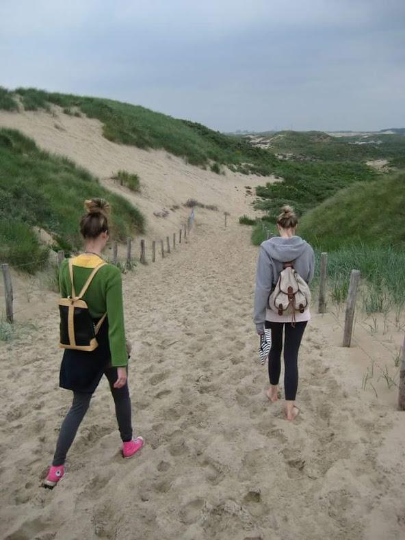 Surfana duinen strand