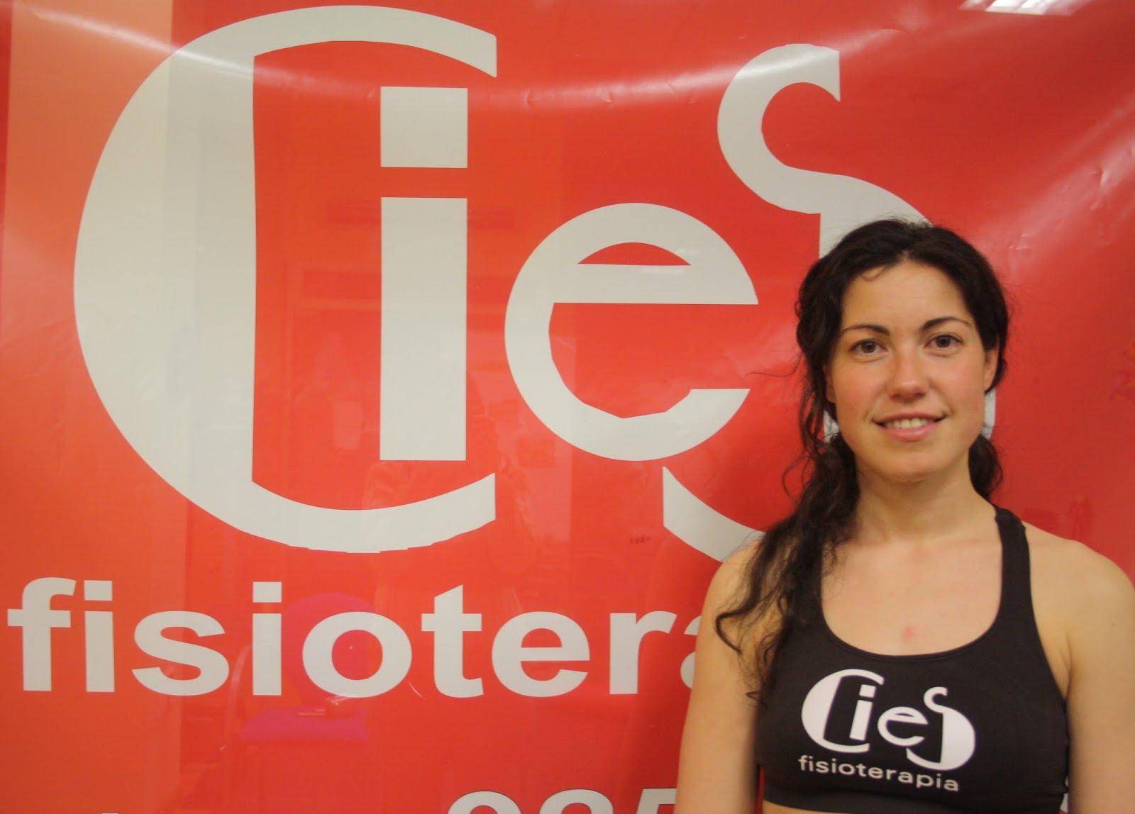 Estela López .Fisioterapeuta