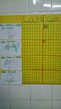 Photo: Tabela de regras da casa (construídas coletivamente)