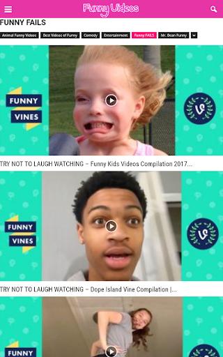 Top Funny Videos HD 1.4 screenshots 8