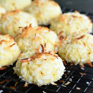 Coconutties - Coconut Pudding Cookies