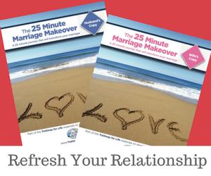 25 Minute Marriage Makeover Workbooks