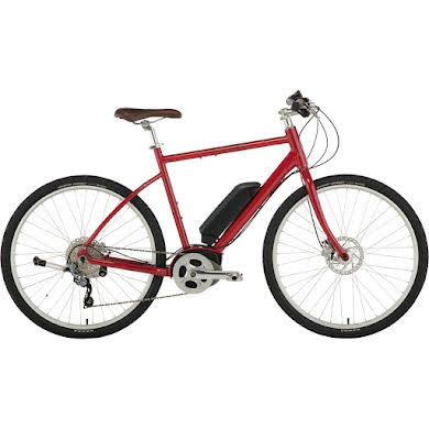 Civia North Loop eBike: 650b Wheels