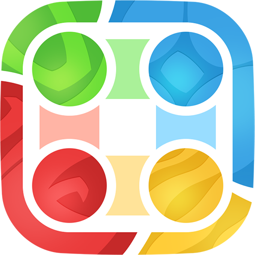 Dots: three in a row 点的星球:三连胜 休閒 App LOGO-APP試玩