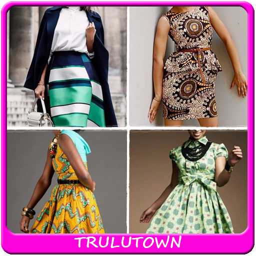 Popular Kitenge Fashion Idea
