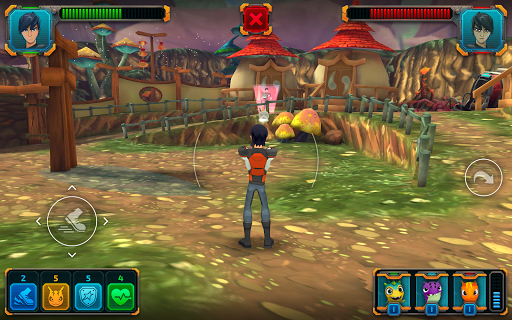 Slugterra: Dark Waters screenshot 14
