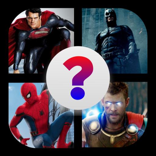 Superheros & Supervillains Guess - 2018