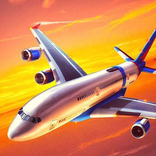 Flight Sim 2018(Mod Money) 3.1.2mod