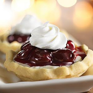 Sweet Cherry Tarts