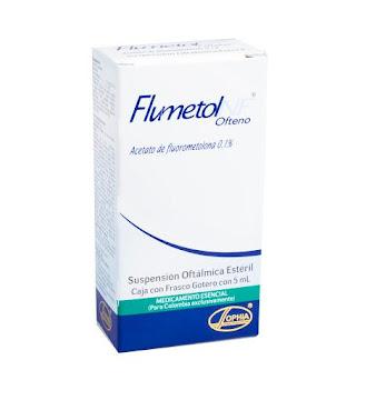 Flumetol Nf Ofteno 1%