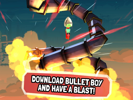 Bullet Boy (Mod Money)