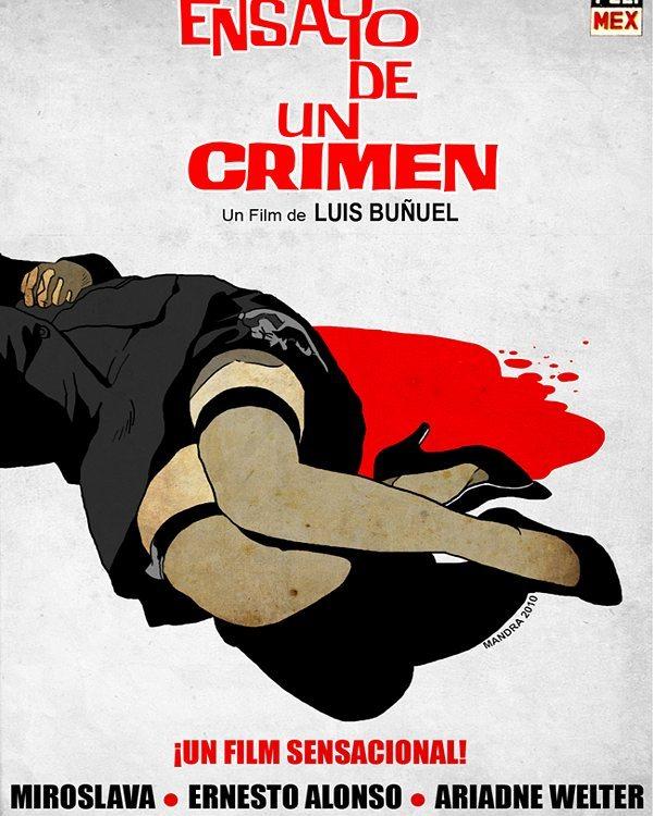 Ensayo de un crimen. La vida criminal de Archibaldo de la Cruz (1955, Luis Buñuel)