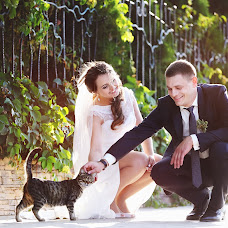 Wedding photographer Ekaterina Trunova (cat-free). Photo of 09.03.2016