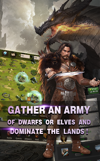 Elves vs Dwarves  screenshots 5