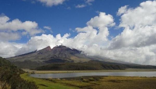 Avenida dos Vulcões