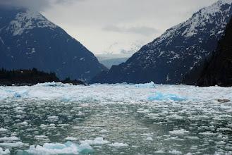 Photo: Toward South Sawyer Glacier (we didn't go this way)