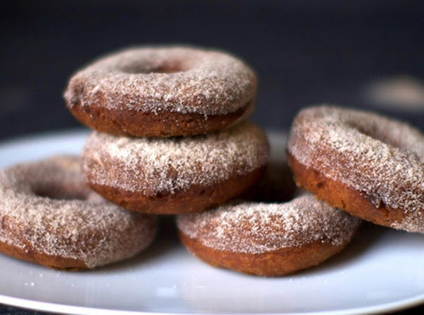 GLAZE ** (1 cup confectioners' sugar + 2 tablespoons apple cider)   **Cinnamon and...