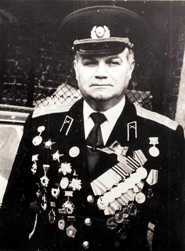 Катунский М.М. - 35 осбр 20А