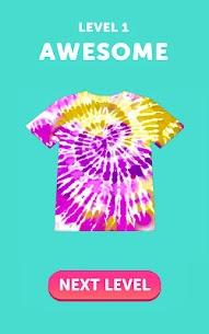 Tie Dye MOD (Unlimited Money) 4