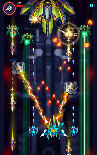 Infinity Shooting: Galaxy War 1.3.3 screenshots 5