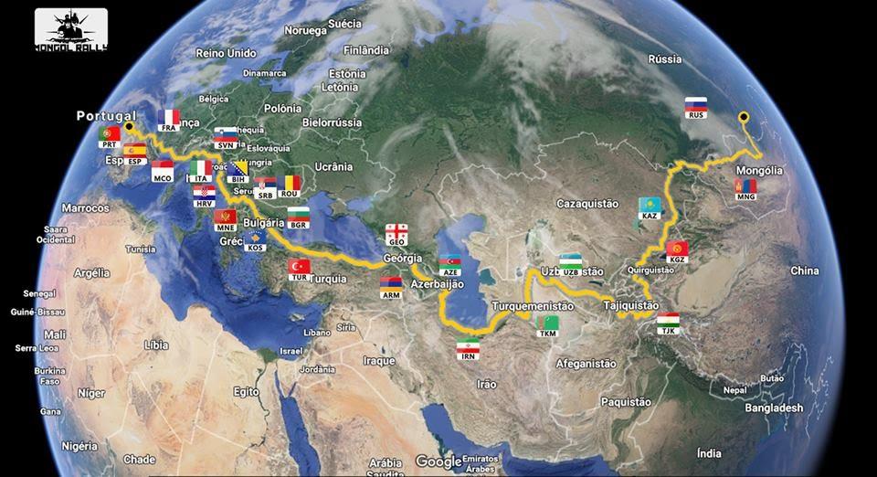 Como preparar o Rally Mongol | Tudo o que fizemos para preparar a aventura de uma vida