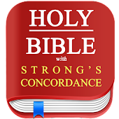 Bible Concordance with  Strongs King James